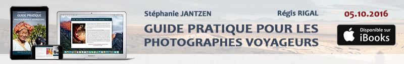 Livre Guide pratique pour les photographes voyageurs